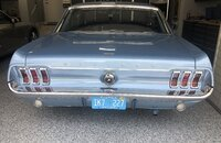 1967 Ford Mustang Coupe for sale 101190279