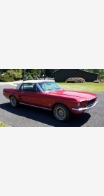 1967 Ford Mustang Convertible for sale 101194816
