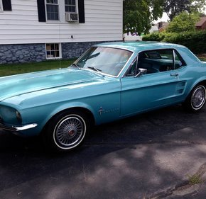 1967 Ford Mustang Coupe for sale 101208798
