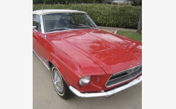 1967 Ford Mustang Convertible for sale 101259474