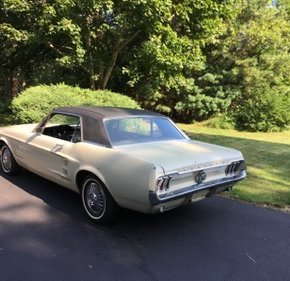 1967 Ford Mustang Coupe for sale 101259893