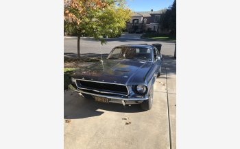 1967 Ford Mustang Coupe for sale 101266983