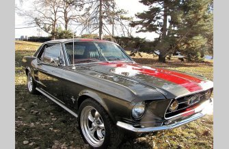 1967 Ford Mustang for sale 101267492