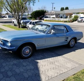 1967 Ford Mustang Coupe for sale 101286032