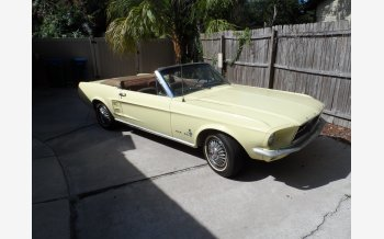 1967 Ford Mustang Convertible for sale 101302209