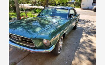 1967 Ford Mustang Coupe for sale 101340800