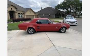 1967 Ford Mustang Coupe for sale 101346479