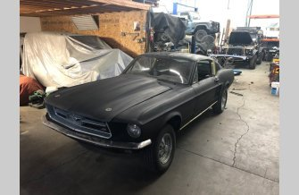 1967 Ford Mustang for sale 101360007