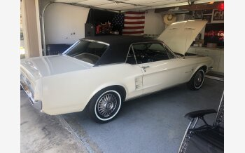 1967 Ford Mustang Coupe for sale 101371704