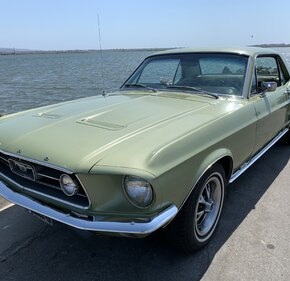 1967 Ford Mustang GT for sale 101375528