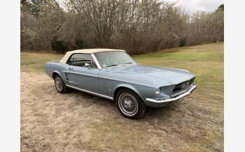 1967 Ford Mustang Convertible for sale 101432699