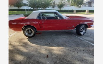 1967 Ford Mustang Coupe for sale 101629222