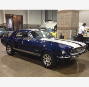 1967 Ford Mustang GT for sale 100828854