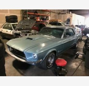 1967 Ford Mustang GT for sale 100977161