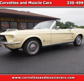 1967 Ford Mustang for sale 100995063
