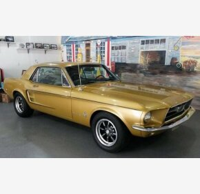 1967 Ford Mustang for sale 101010164