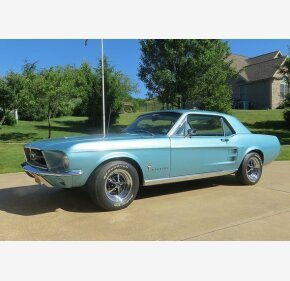 1967 Ford Mustang Classics For Sale Classics On Autotrader