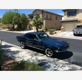 1967 Ford Mustang for sale 101020753