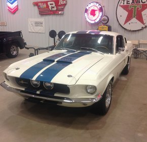 1967 Ford Mustang Shelby GT500 Coupe for sale 101049682