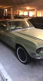 1967 Ford Mustang for sale 101063063