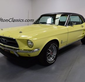 1967 Ford Mustang for sale 101066309