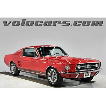 1967 Ford Mustang for sale 101121431