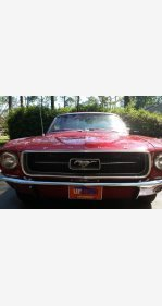 1967 Ford Mustang for sale 101122446