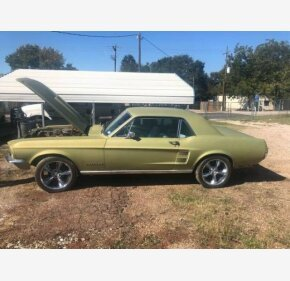 1967 Ford Mustang for sale 101182917