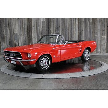 1967 Ford Mustang for sale 101190061