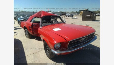 1967 Ford Mustang for sale 101190924