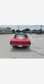 1967 Ford Mustang for sale 101191676