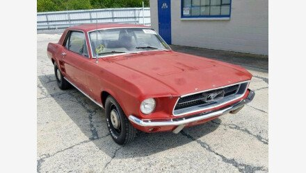 1967 Ford Mustang for sale 101207270