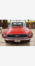 1967 Ford Mustang for sale 101236575