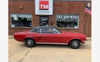 1967 Ford Mustang for sale 101237934