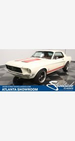 1967 Ford Mustang for sale 101257187