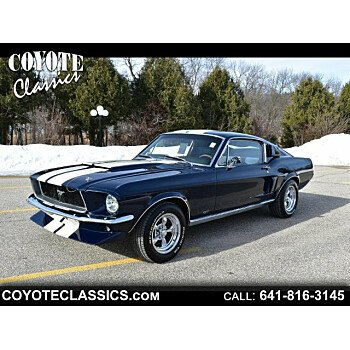 1967 Ford Mustang for sale 101285071