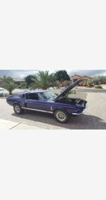 1967 Ford Mustang Shelby GT500 for sale 101291597