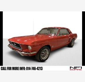 1967 Ford Mustang for sale 101295372