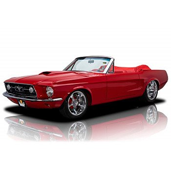 1967 Ford Mustang for sale 101301745