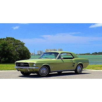 1967 Ford Mustang for sale 101324731