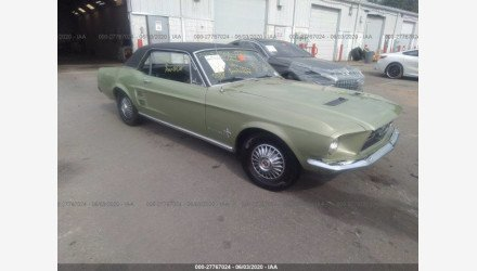 1967 Ford Mustang for sale 101332837