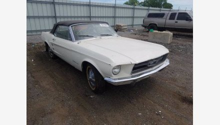 1967 Ford Mustang for sale 101339256