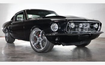 1967 Ford Mustang Fastback for sale 101350510