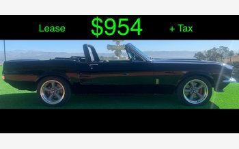1967 Ford Mustang Shelby GT500 for sale 101350743
