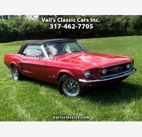 1967 Ford Mustang for sale 101356105