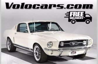 1967 Ford Mustang GT for sale 101361474