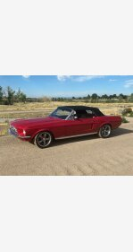 1967 Ford Mustang Convertible for sale 101361986