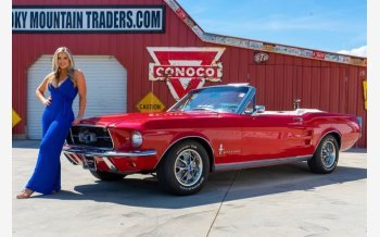 1967 Ford Mustang for sale 101367847