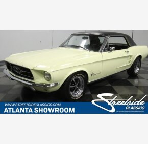 1967 Ford Mustang for sale 101369528