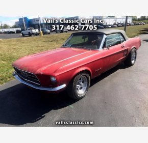 1967 Ford Mustang for sale 101370709